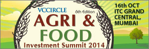 VCCircle Agri & Food Investment Summit 2014