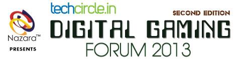 Techcircle Digital Gaming Forum 2013, 13 Nov, Hotel Lalit, Mumbai