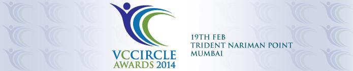 VCCircle Awards 2014, 19th Feb, Trident Nariman Point, Mumbai